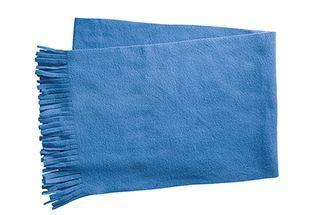 Polar Fleece Tassle Scarf
