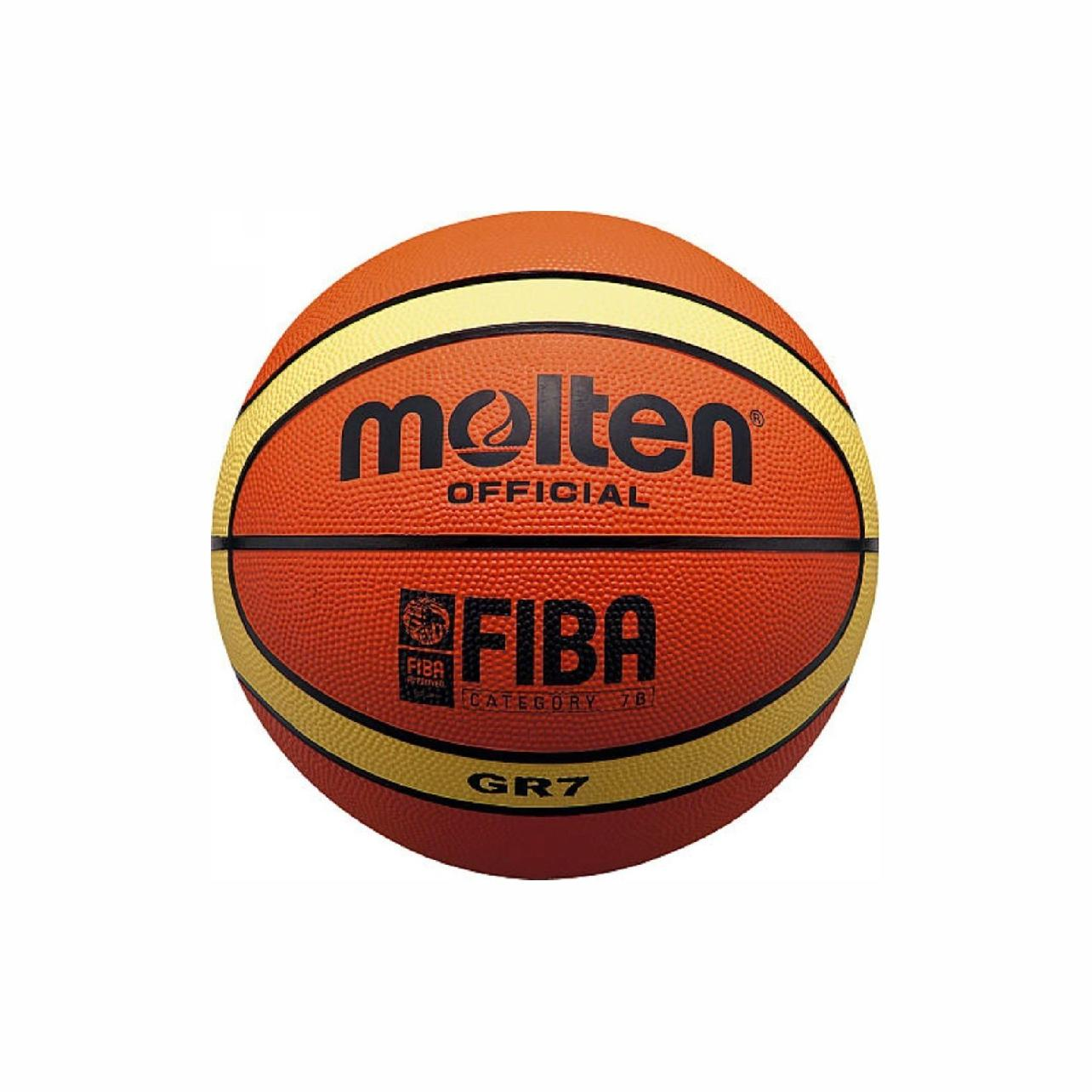 Molten Bgr-01 Rubber Basketball