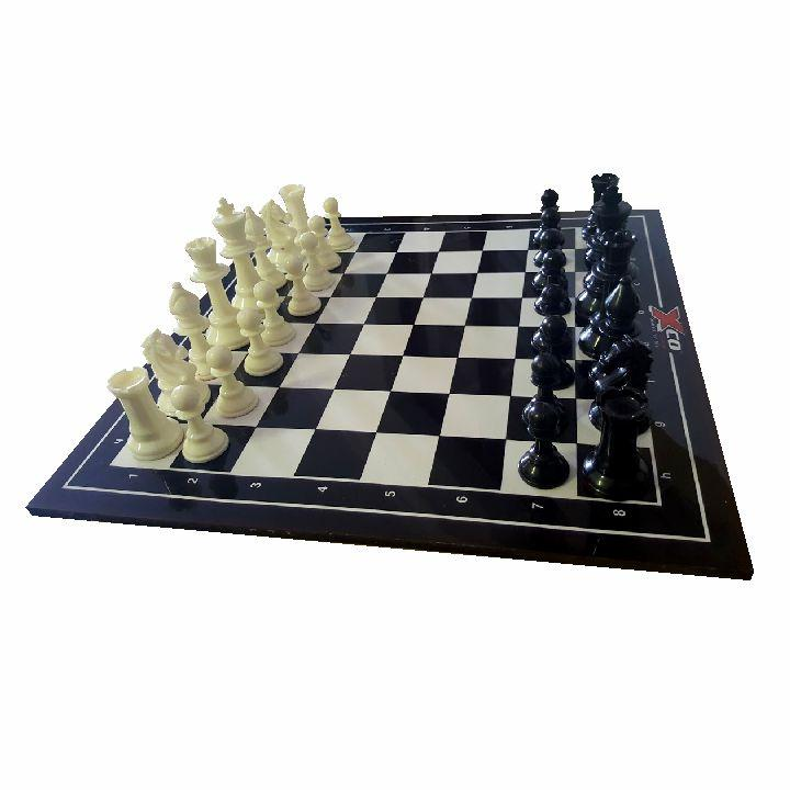 Chess Board - Super Wood