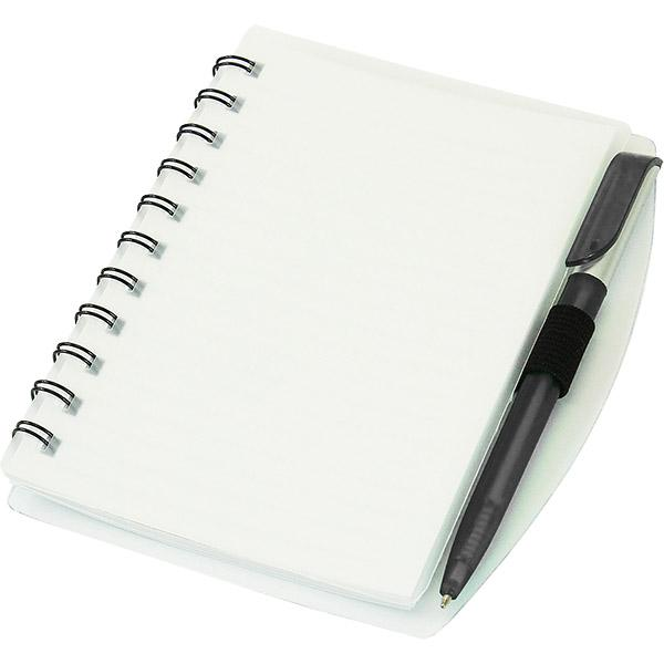 Helsten A6 Spiral Bound Notebook With Pen