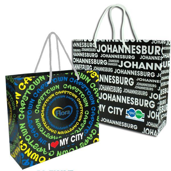 I Love My City Ziri Gift Bag