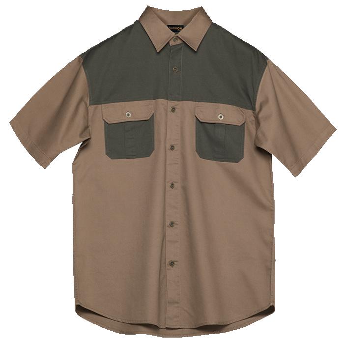 Two Tone Bush Shirt (lo-tbush)