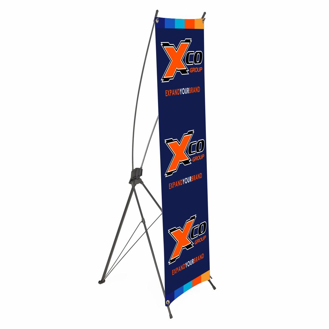 Exposure X-banner Medium (1.87 X 0.77m)