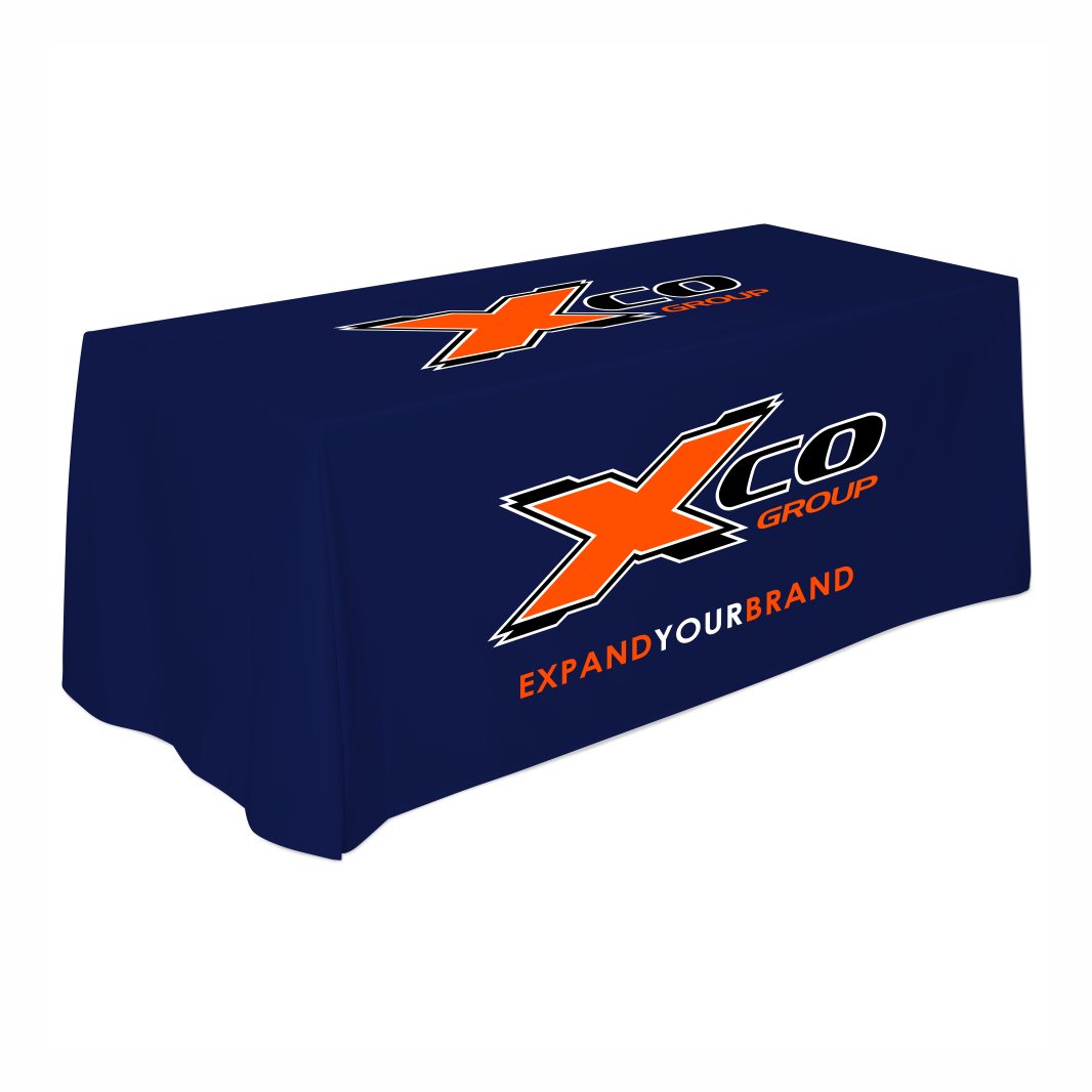 Exposure Table Cloth Std Sublimated