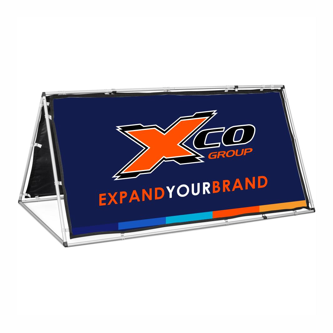 Exposure A-frame Banner (2m X 1m)