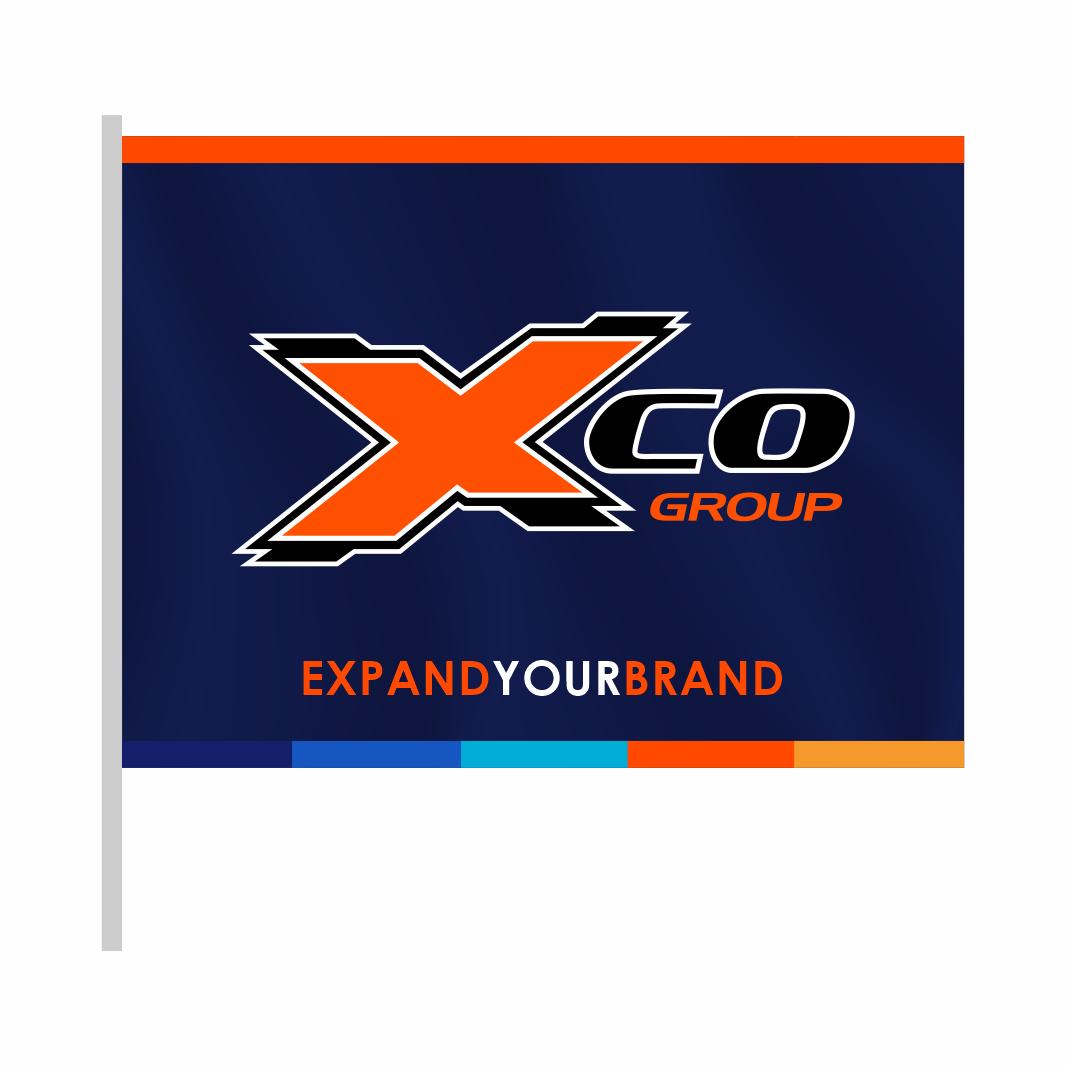 Exposure Flag (1.5m X 2m)