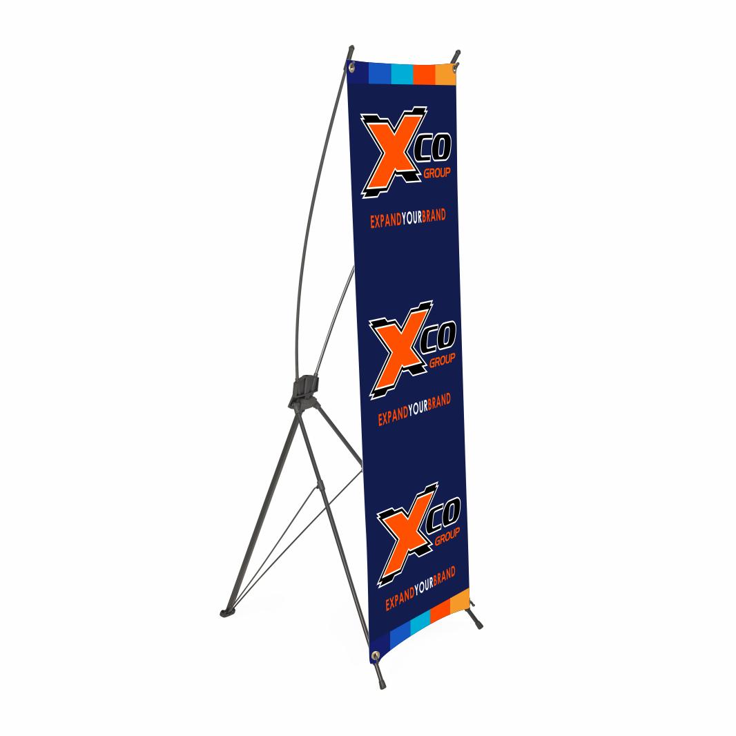 Exposure X-banner Small (1.56 X 0.69m)