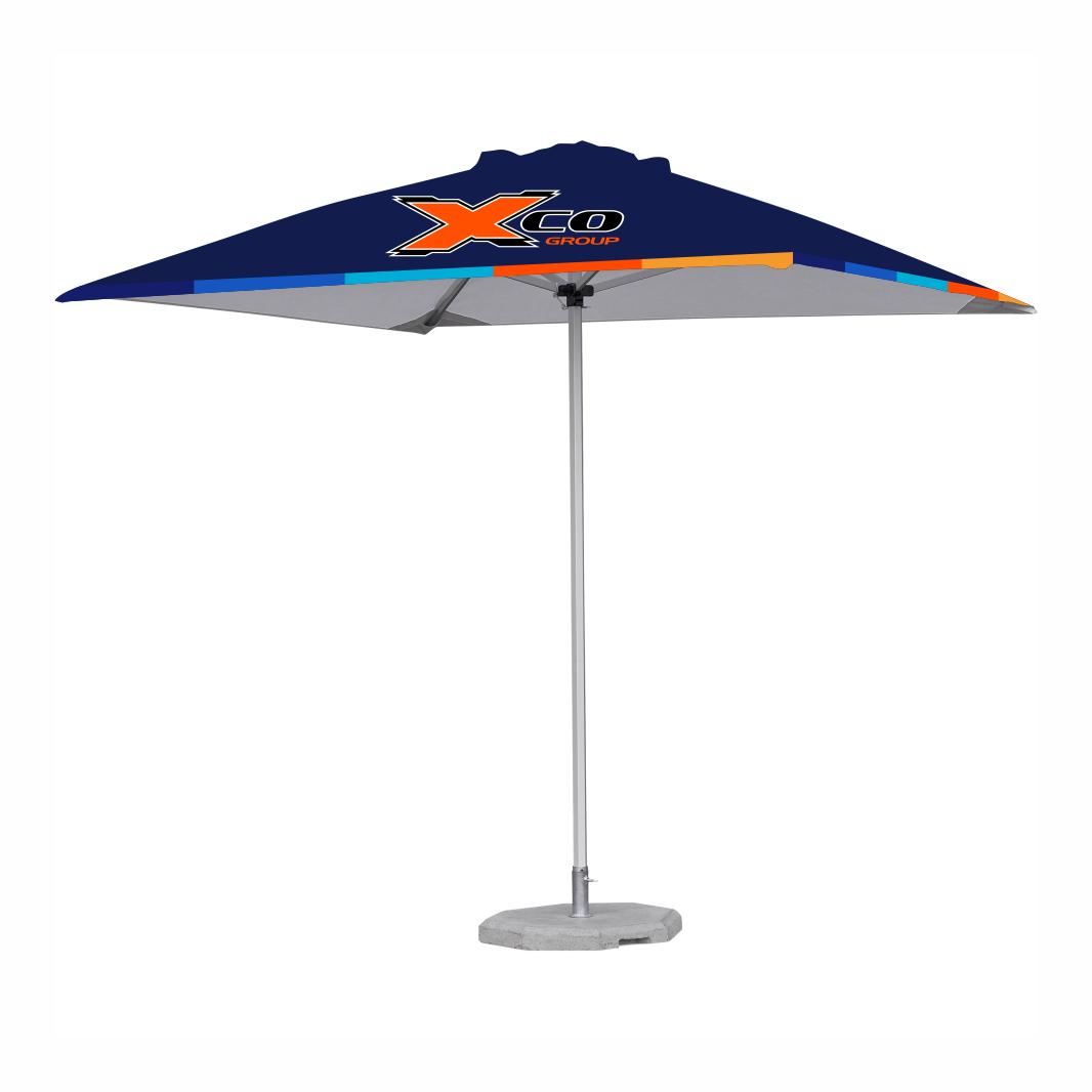 Exposure Umbrella Fully Sublimated (2m X 2m)