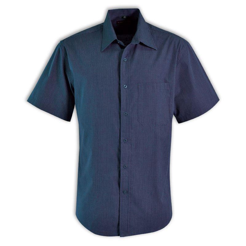 Matthew Shirt Short Sleeve - Check 1 - While Stocks Last