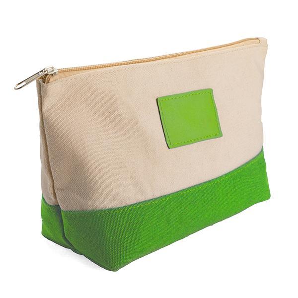 I Feel Pretty Cosmetic Bag - Lime