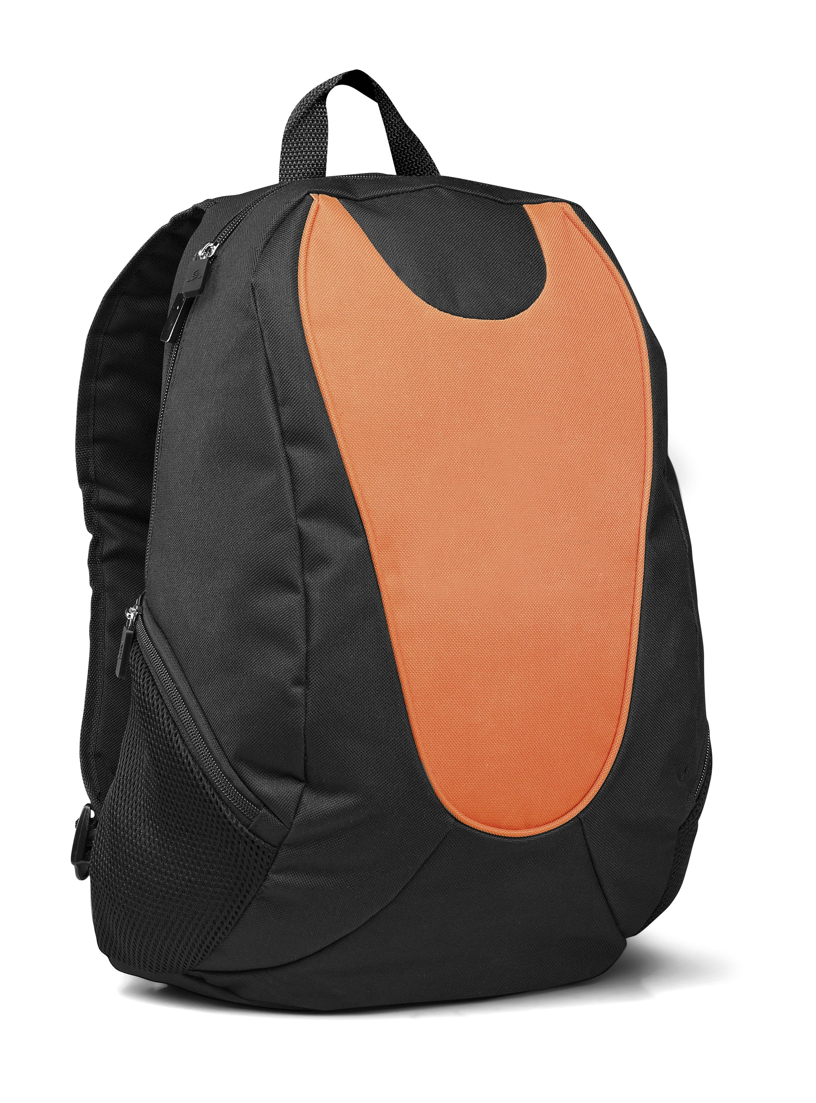 Nevada Backpack - Orange Only