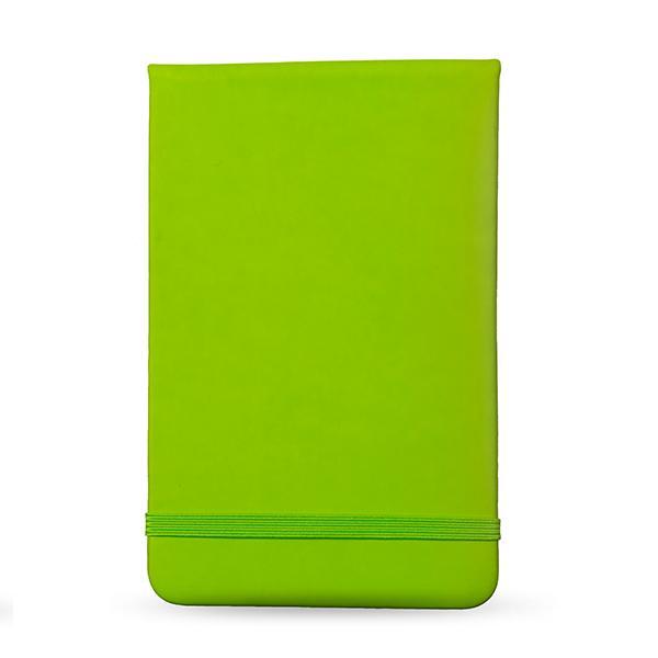 Cali Pu Notebook - Lime
