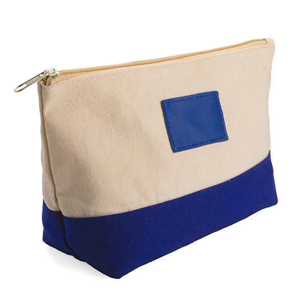 I Feel Pretty Cosmetic Bag - Royal Blue