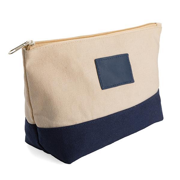 I Feel Pretty Cosmetic Bag - Navy