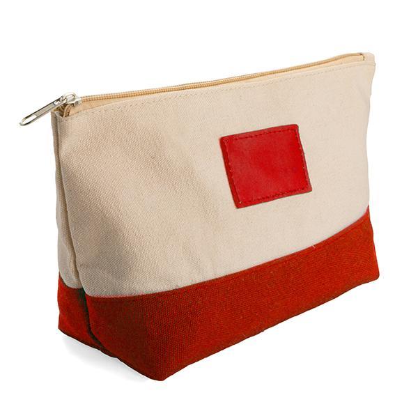 I Feel Pretty Cosmetic Bag - Red