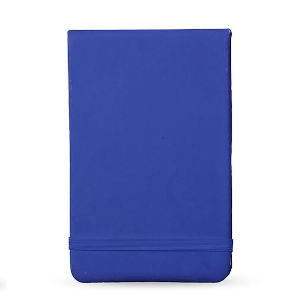 Cali Pu Notebook - Blue