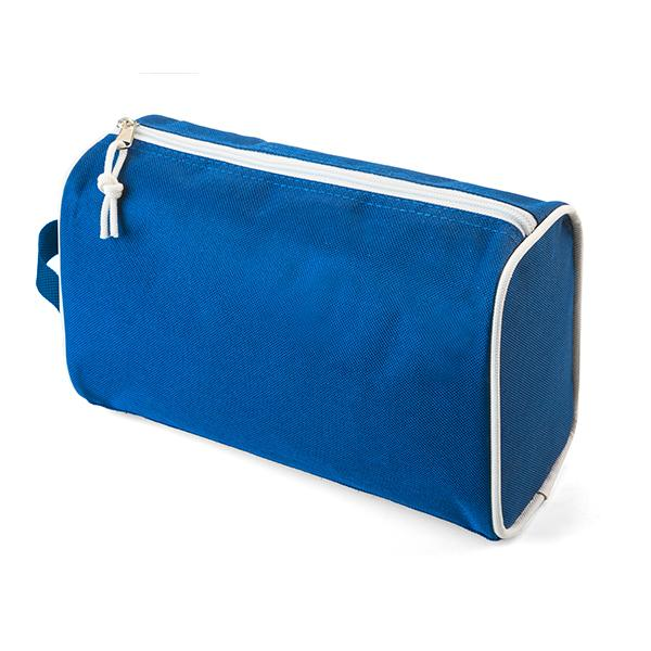 Essential Cosmetic Bag - Royal Blue