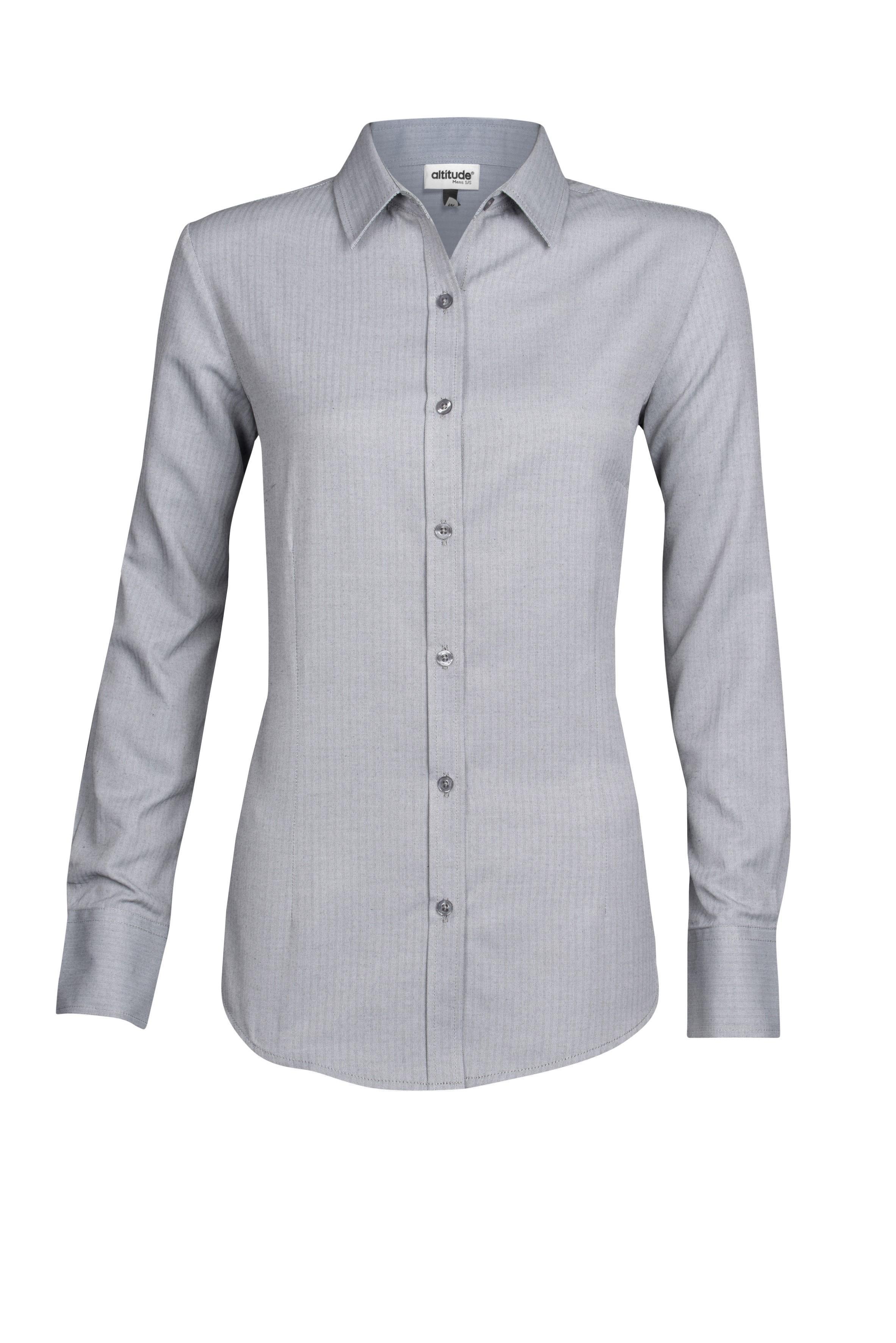 Ladies Long Sleeve Nottingham Shirt