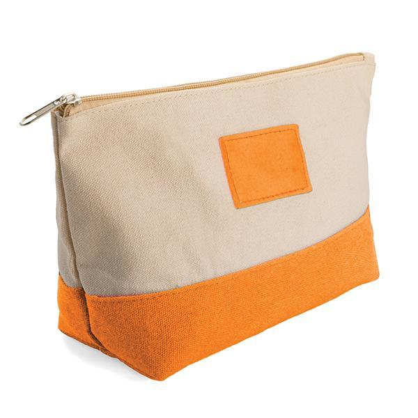 I Feel Pretty Cosmetic Bag - Orange