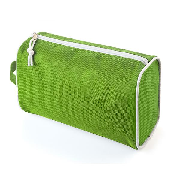 Essential Cosmetic Bag - Lime
