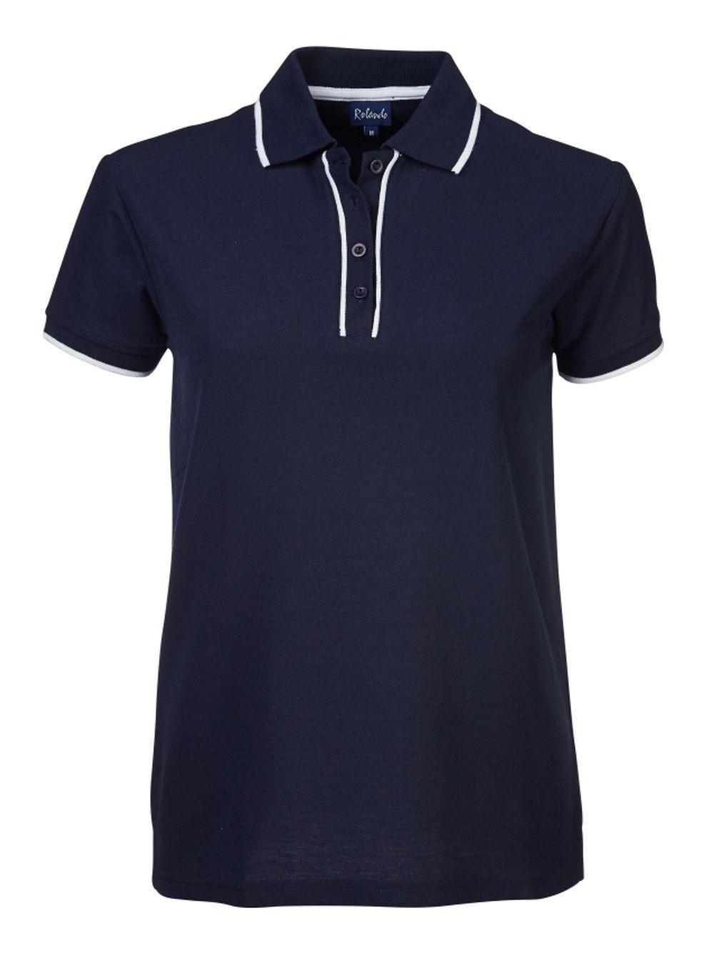 Ladies Arabella Golfer - Navy/white
