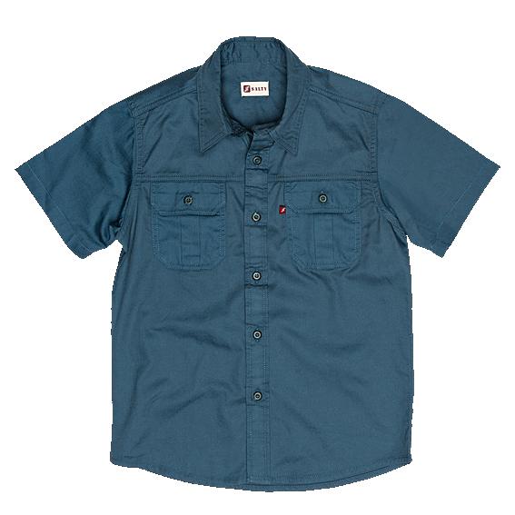 Salty Lds Khaki / Airforce / Stone Blue Bush Shirts