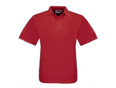 Mens Elemental Golf Shirt - Red Only