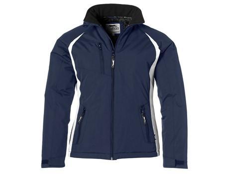 Ladies Apex Winter Jacket - Navy Only