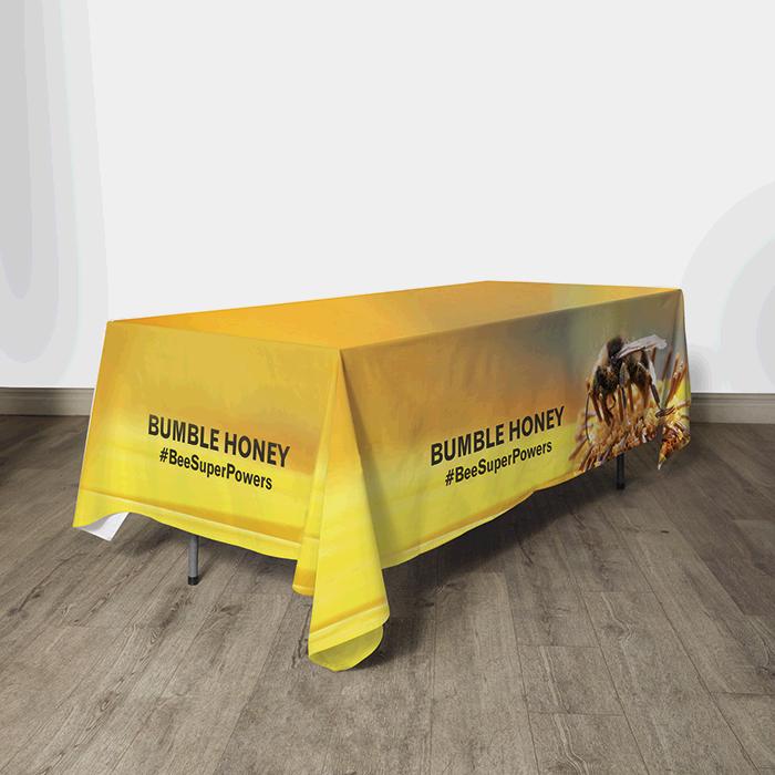 Table Cloth Bnw - Digital