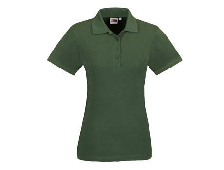 Ladies Elemental Golf Shirt - Green Only
