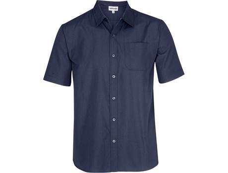 Mens Short Sleeve Catalyst Shirt - Navy Only