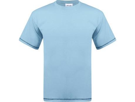 Mens Velocity T-shirt - Sky Blue Only