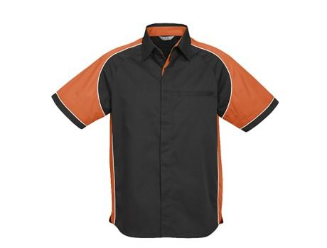Mens Nitro Pitt Shirt - Orange Only