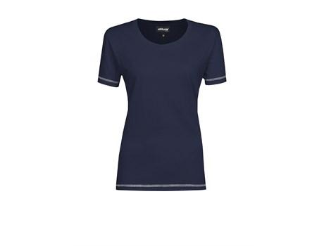 Ladies Velocity T-shirt - Navy Only