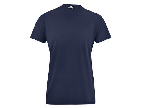 Ladies Vital 160 V-neck T-shirt - Navy Only