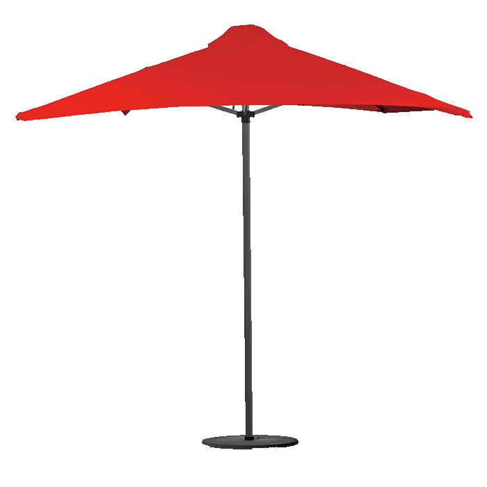 Aluminium Umbrella Sliding - Skin Only