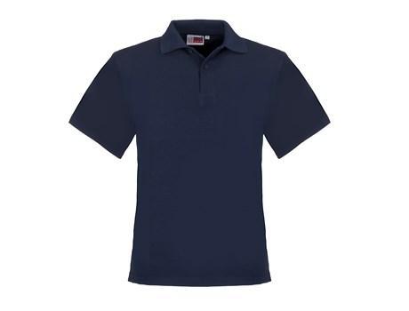 Mens Elemental Golf Shirt - Navy Only