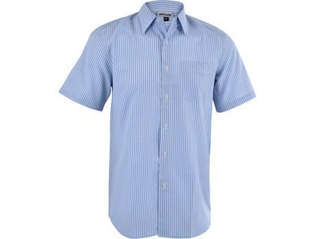 Drew Short Sleeve Shirt - Light Blue Only