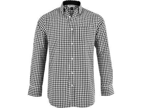 Mens Long Sleeve Copenhagen Shirt - Black Only