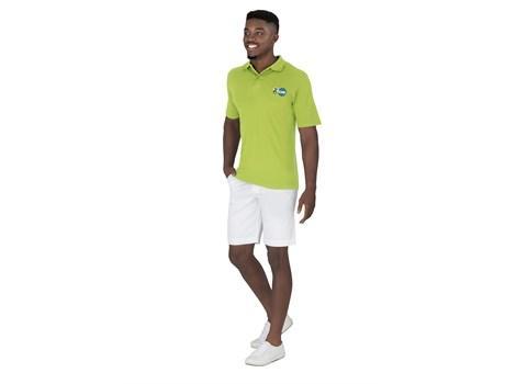 Mens Elemental Golf Shirt - Lime Only