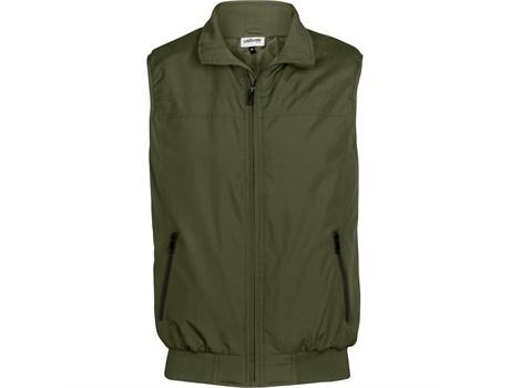 Mens Colorado Bodywarmer - Military Green Only