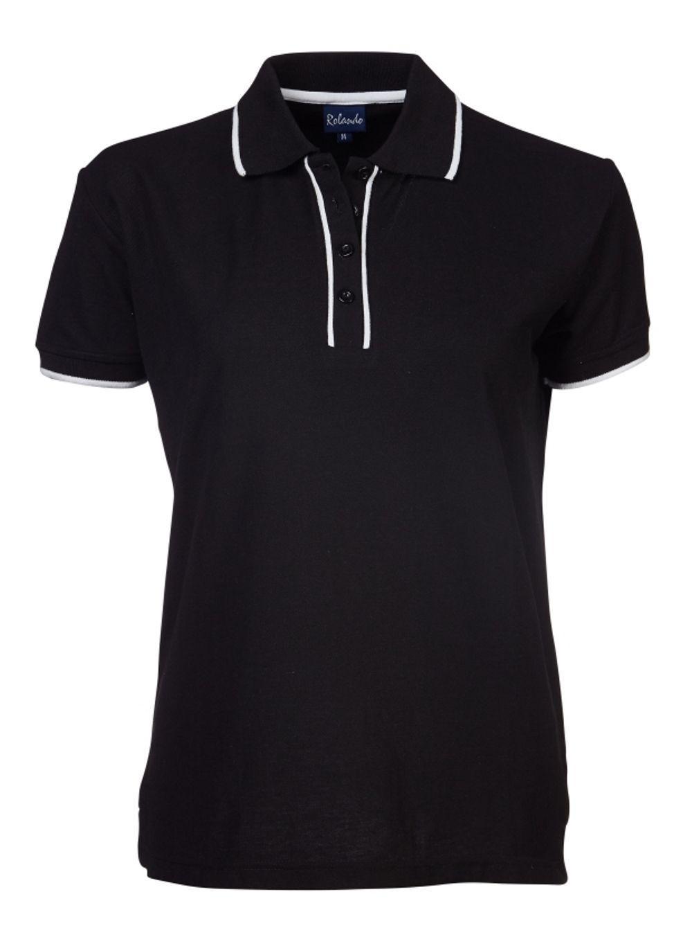 Ladies Arabella Golfer - Black/white