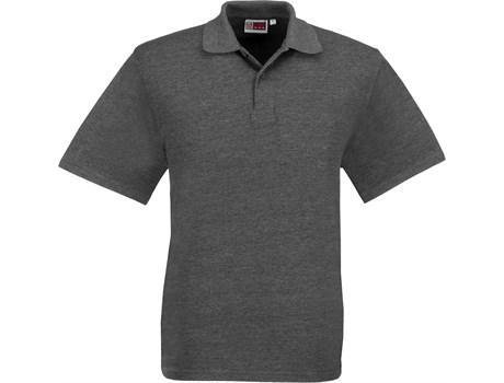 Mens Elemental Golf Shirt - Grey Only
