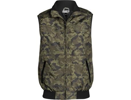Mens Colorado Bodywarmer - Camo Only