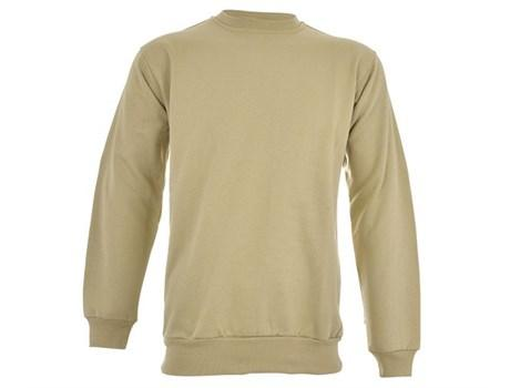 Mens Alpha Sweater - Stone Only