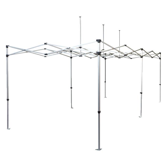 Gazebo Aluminium Frame - Frame