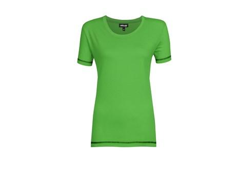 Ladies Velocity T-shirt - Lime Only