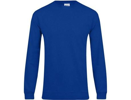 Mens Alpha Sweater - Royal Blue Only
