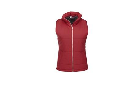 Ladies Rego Bodywarmer - Red Only