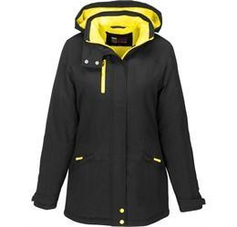 Ladies Astro Jacket - Yellow Only